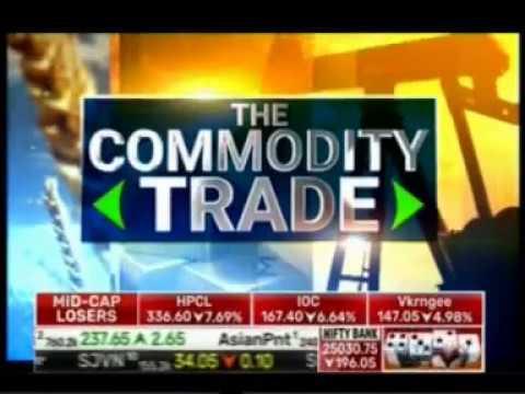 Mr. Abhishek Goenka (India Forex Advisors Pvt Ltd) BTVI - The Commodity Trade 11-04-2018
