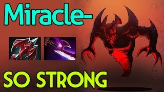 Miracle- Dota 2 : Shadow Fiend Vol.6 - [Middle] So Strong