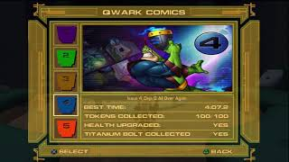 Ratchet and Clank : Up Your Arsenal -89- The Shaming of the Q