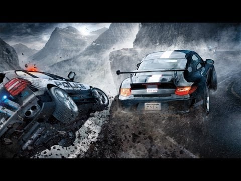 "Need For Speed The Run ""On The Edge"" Trailer"