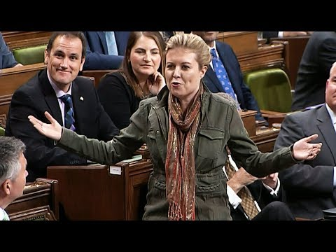 Michelle Rempel challenges Bill Blair over the number of asylum seekers in Canada