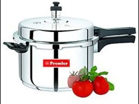 Premier pressure cooker 3L - unboxing and review