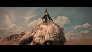 Змеи против Гора, момент из фильма Боги Египта