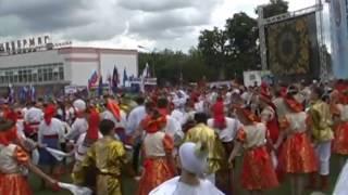 Международный фестиваль «Славянское единство-2014» (п.Климово, Брянская область)