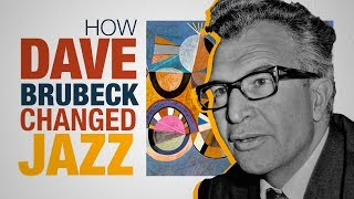 Time Out: How Dave Brubeck Changed Jazz