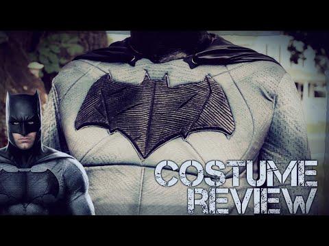 Batman v Superman Dawn of Justice Grand Heritage Rubie's Batman Costume Review New 2016
