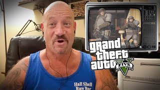 Former Jewel Thief Reviews GTA V's Paleto Bay Bank Heist | 67 |