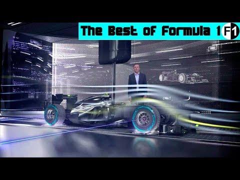 АэроДинамика Болида Формулы 1