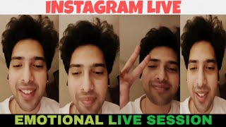 100 Percent True Me - Armaan Malik Emotional Instagram Live With How Many Song || SLV2020