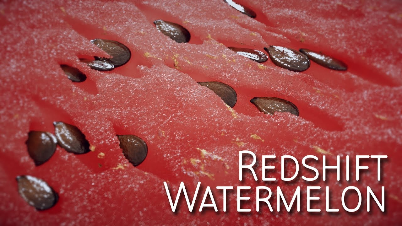 How to Render a Realistic Watermelon Slice With C4D and