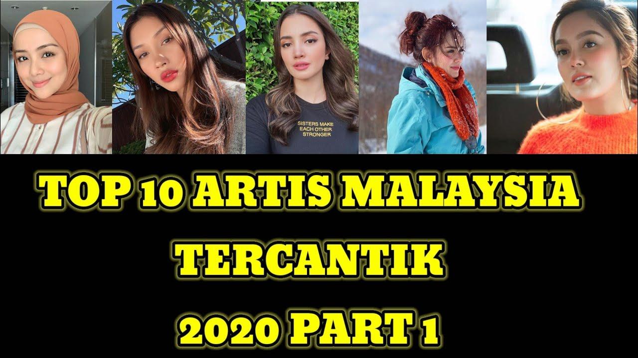 Download TOP 10 ARTIS MALAYSIA TERCANTIK 2020 PART 1