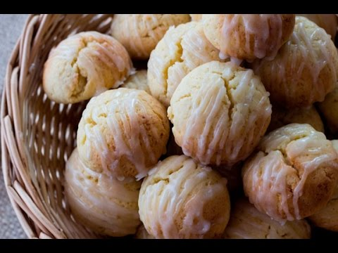 Печенье Творожные шарики рецепт в домашних условиях