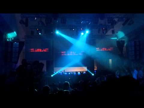 Laidback Luke @Spazio900 - Rome 07.12.2011 - Natural Disaster & Tiësto - Maximal Crazy