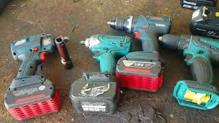 bosch vs.  makita you wont believe the results!