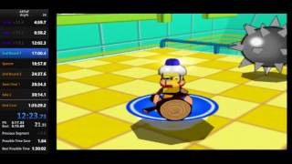Ape Escape Pumped and Primed Any% Speedrun in 1:28:37