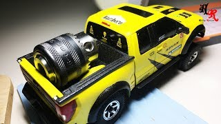 Orlandoo Hunter OH35P01 F150 RC Car 4WD In Action | Hobby Review