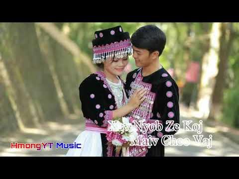 Hmong Song: Xav Nyob Ze Koj - Maiv Choo Vaj ( Nkauj Tawm Tshiab 2018 ) thumbnail