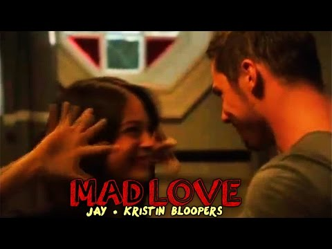 Jay Ryan & Kristin Kreuk  Mad Love Season 2 Bloopers