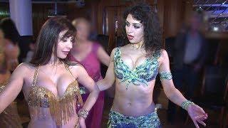 Belly Dancers Hafla Opening Gala - Desert Rose Festival 2018
