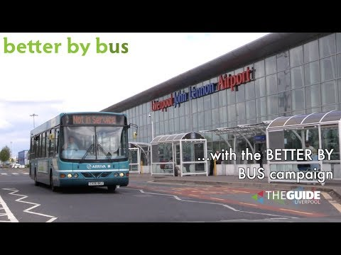 Better By Bus | The Guide Liverpool