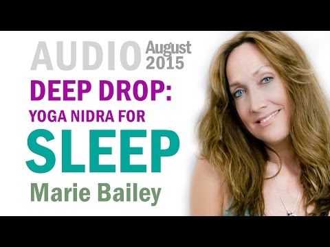 Deep Drop Amrit Yoga Nidra for Better Sleep