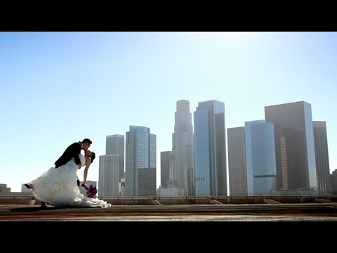 Wedding Film at The Doubletree Kyoto Grand Hotel in Los Angeles