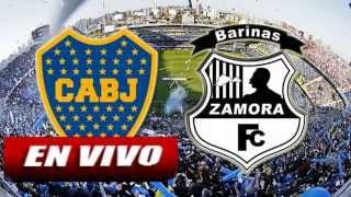 Boca vs Zamora en VIVO y en DIRECTO – Copa Libertadores 2015 Grupo 5