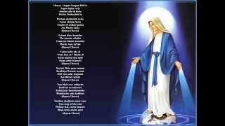 Sakkad Sangatha Melyam Konkani Hymn