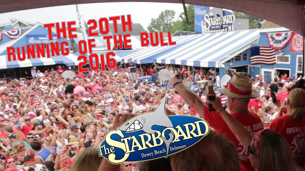 Starboard Bar Dewey Beach