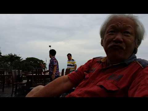 พาภรรยา ไปพักผ่อน ที่หาดเจ้าสำราญเพชรบุรี ประเทศไทย ร้านอาหาร โรงแรม ที่พักดีอาหารอร่อย สุขใจ ที่สุด