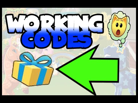 Animal Jam Brand New CODES! WORKING 2017