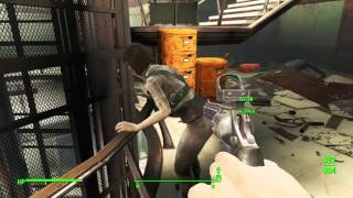 Fallout 4- K1-98 Trying To Twerk