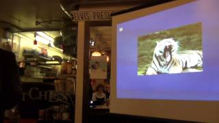 Cafe Scientifique - Why do we yawn? Part 1