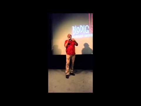Society Q&A with Brian Yuzna - Blodig Weekend 2015