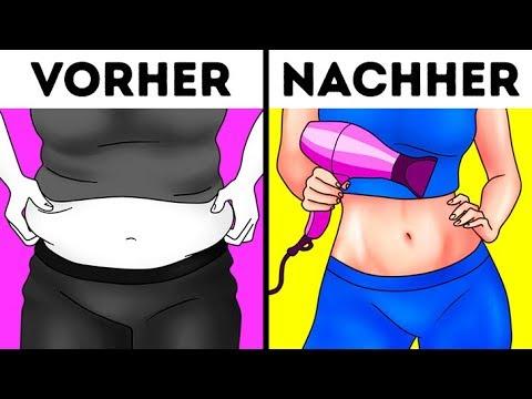 Youtube verlieren Gewicht