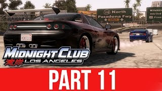 MIDNIGHT CLUB LOS ANGELES XBOX ONE Gameplay Walkthrough Part 11 - NOOOO !!!