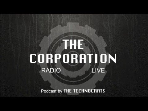 TECHNO DJ SET / THE CORPORATION #001 - WELCOME TO THE CORPORATION (TECHNO PODCAST)