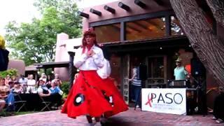 Texas Panhandle AIDS Support Organization (PASO) annual fundraiser dinneer - 2009