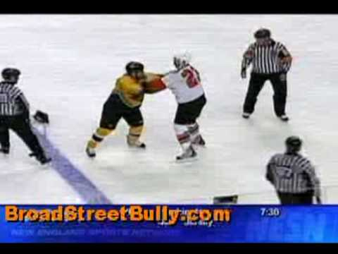 BEST OF 2003-2004 NHL FIGHTS