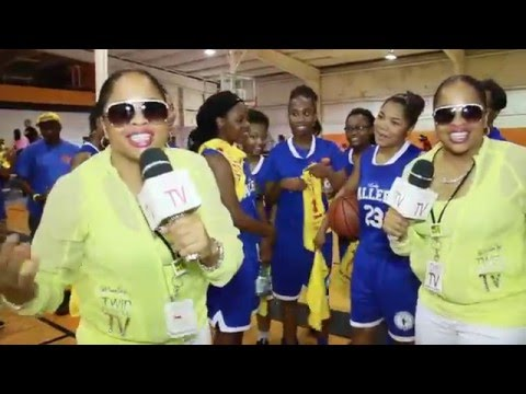 TwinSportsTV: Interview with Lady Ballers Basketball Team