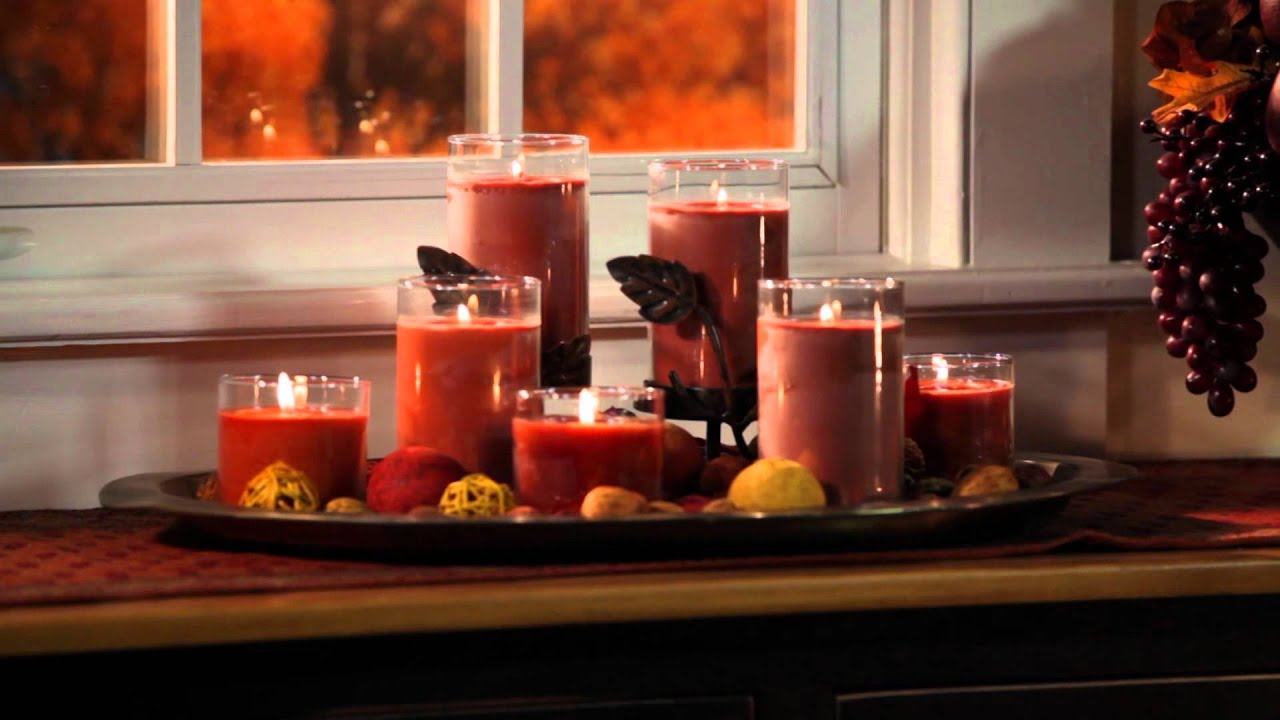 Fall Decor Wallpaper The New Perfect Pillar From Yankee Candle Youtube