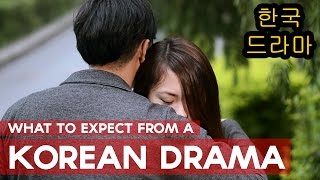 What to Expect from a Korean Drama (Korean Drama Cliches)