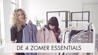 allereerste fashionchick vlog dé 4 zomer essentials trends 2015