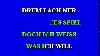 WENN  DU DENKST DU DENKST - Julianne Werding - (Karaoke CD+G)