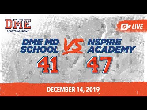 DME Middle School vs NSpire