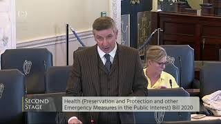 Seanad Sitting 20 March 2020