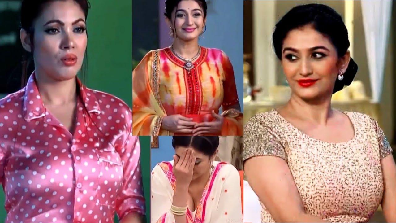 Download Anjali bhavi and Babita close up edits