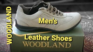 Woodland Men's Leather Shoes R…