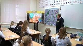Педагоги «Центральной автошколы Москвы» провели мастер-класс по ПДД для школьников