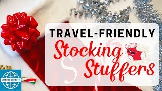 The Best Stocking Stuffers for Travelers | SmarterTravel